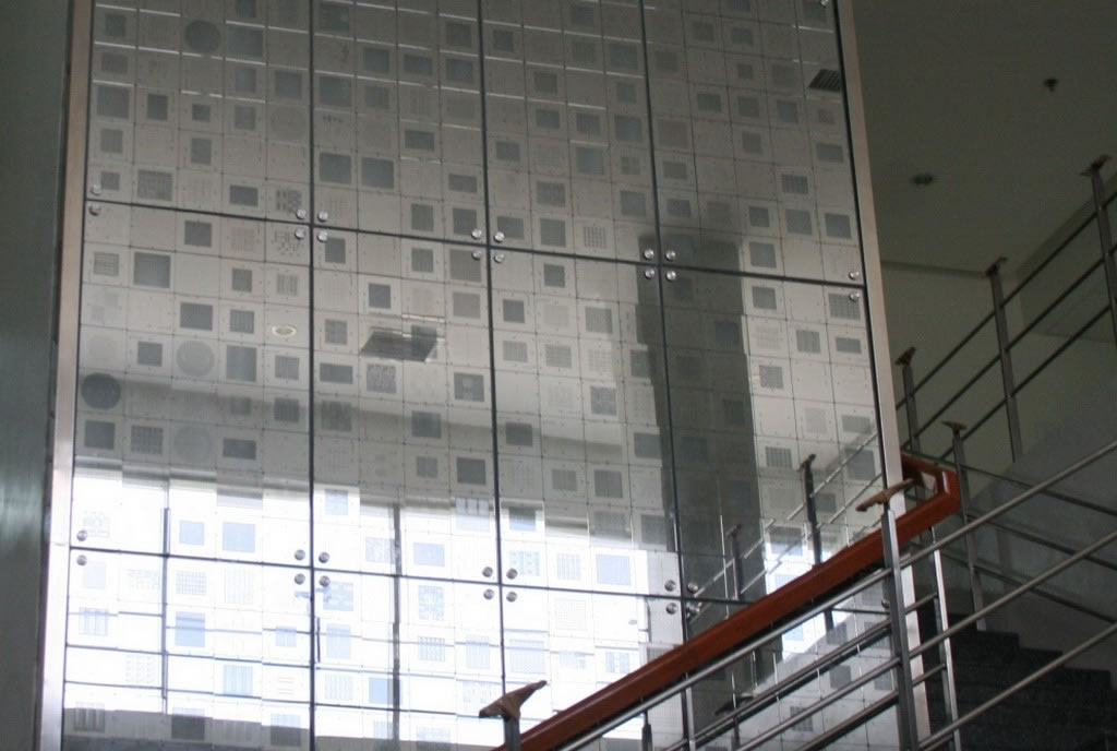 Glass Wall Facade