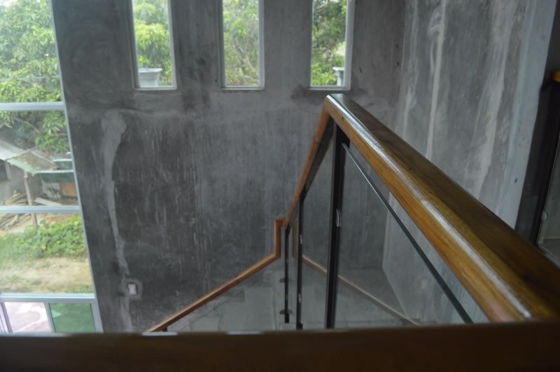 Gonzales Residence Project | Cavitetrail, Glass Railings ...