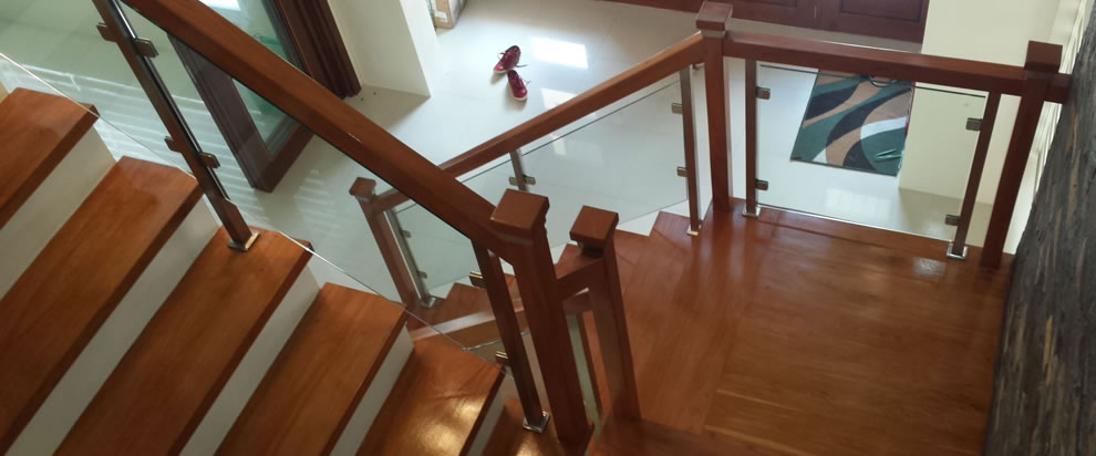Cavitetrail Glass Railings Philippines Tempered Glass
