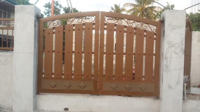 Gate Supplier Philippines Cavitetrail Glass Railings