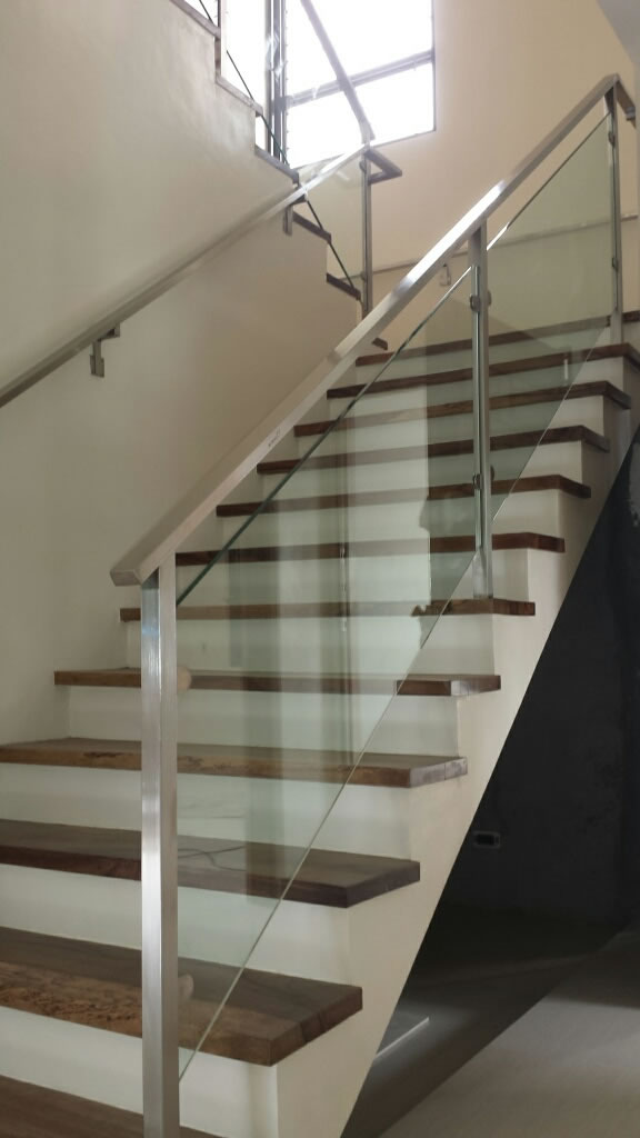 Glass Stainless Railing Cavitetrail Glass Railings