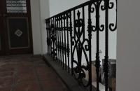 Wought Iron Stair Railing, Balcony Railing, Door Grills, Main Door Grills.