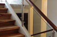 Stainless Glass Stair and Balcony Railing