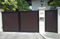 Modern Entrance Gate