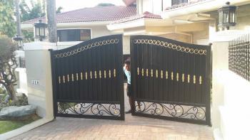 Entrance Gate Fabrication