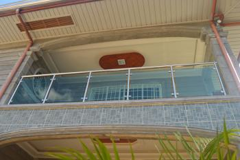 Modern Glass Balcony Railing Philippines