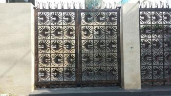 Gate Anahaw Leaves Inspired