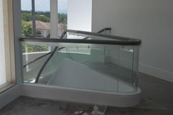 Glass Railing Curved Philippines
