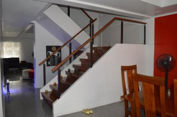 Glass Railing Wrought Iron Frame
