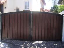 Garage Gate Fabrication