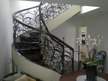 wrought-iron-winding-staircase